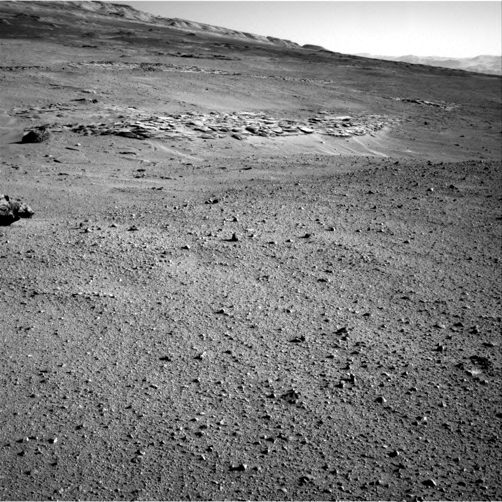 Nasa's Mars rover Curiosity acquired this image using its Right Navigation Camera on Sol 637, at drive 0, site number 33