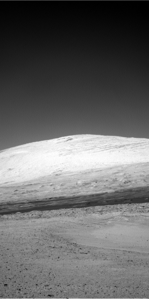 Nasa's Mars rover Curiosity acquired this image using its Left Navigation Camera on Sol 639, at drive 0, site number 33