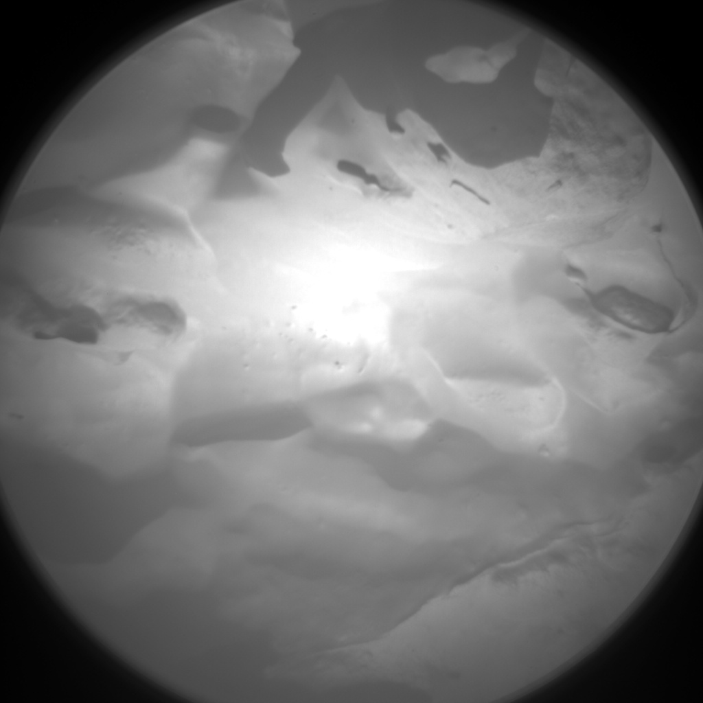 Nasa's Mars rover Curiosity acquired this image using its Chemistry & Camera (ChemCam) on Sol 640, at drive 0, site number 33