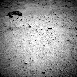 Nasa's Mars rover Curiosity acquired this image using its Left Navigation Camera on Sol 641, at drive 82, site number 33