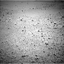 Nasa's Mars rover Curiosity acquired this image using its Left Navigation Camera on Sol 641, at drive 274, site number 33