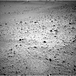 Nasa's Mars rover Curiosity acquired this image using its Left Navigation Camera on Sol 641, at drive 298, site number 33
