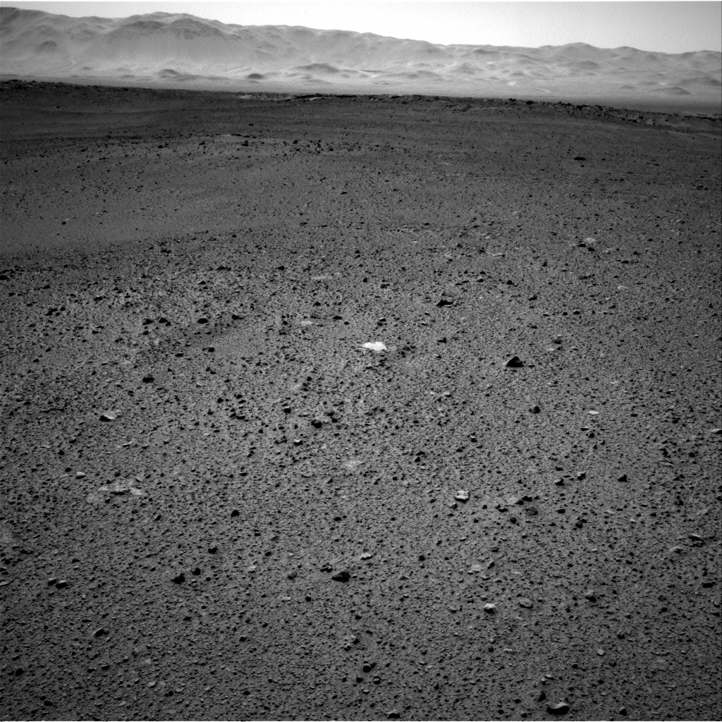 Nasa's Mars rover Curiosity acquired this image using its Right Navigation Camera on Sol 641, at drive 308, site number 33