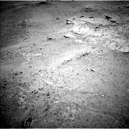 Nasa's Mars rover Curiosity acquired this image using its Left Navigation Camera on Sol 643, at drive 404, site number 33