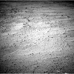 Nasa's Mars rover Curiosity acquired this image using its Left Navigation Camera on Sol 643, at drive 590, site number 33