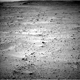 Nasa's Mars rover Curiosity acquired this image using its Left Navigation Camera on Sol 643, at drive 644, site number 33