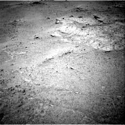 Nasa's Mars rover Curiosity acquired this image using its Right Navigation Camera on Sol 643, at drive 404, site number 33