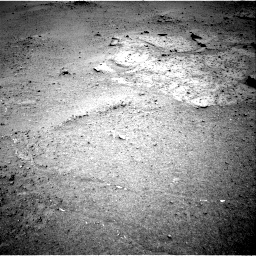 Nasa's Mars rover Curiosity acquired this image using its Right Navigation Camera on Sol 643, at drive 410, site number 33