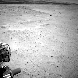 Nasa's Mars rover Curiosity acquired this image using its Right Navigation Camera on Sol 643, at drive 554, site number 33