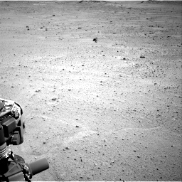Nasa's Mars rover Curiosity acquired this image using its Right Navigation Camera on Sol 643, at drive 590, site number 33