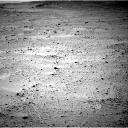 Nasa's Mars rover Curiosity acquired this image using its Right Navigation Camera on Sol 643, at drive 644, site number 33