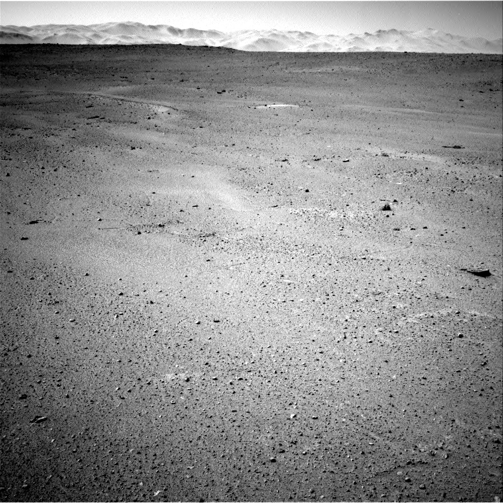 Nasa's Mars rover Curiosity acquired this image using its Right Navigation Camera on Sol 643, at drive 660, site number 33