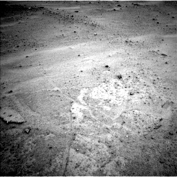 Nasa's Mars rover Curiosity acquired this image using its Left Navigation Camera on Sol 644, at drive 810, site number 33