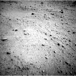 NASA's Mars rover Curiosity acquired this image using its Left Navigation Camera (Navcams) on Sol 644