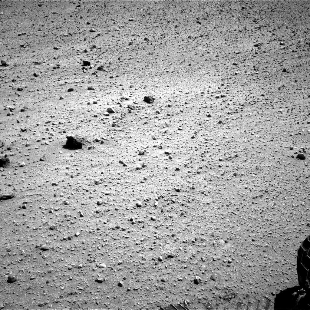 Nasa's Mars rover Curiosity acquired this image using its Right Navigation Camera on Sol 644, at drive 1002, site number 33