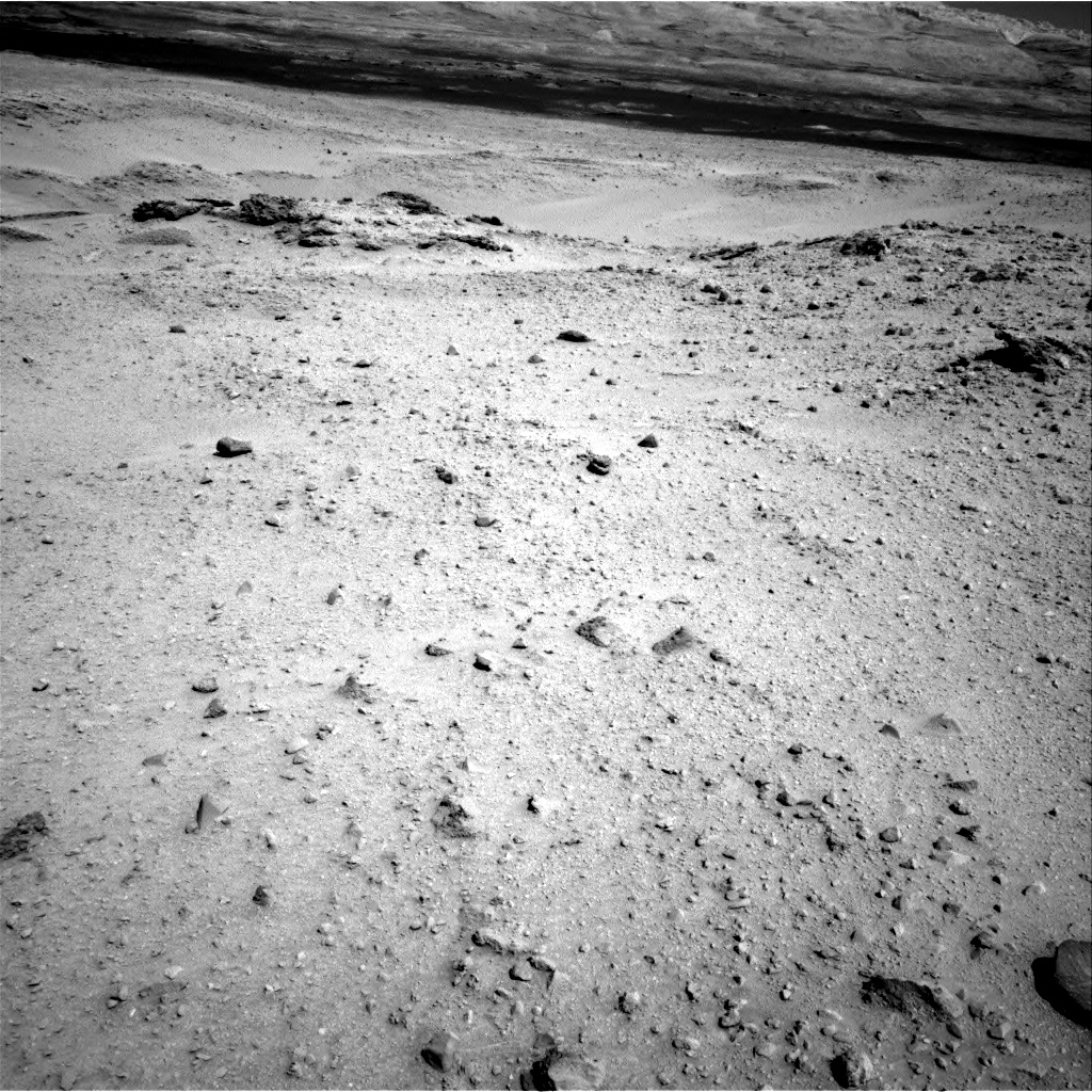 Nasa's Mars rover Curiosity acquired this image using its Right Navigation Camera on Sol 644, at drive 1036, site number 33