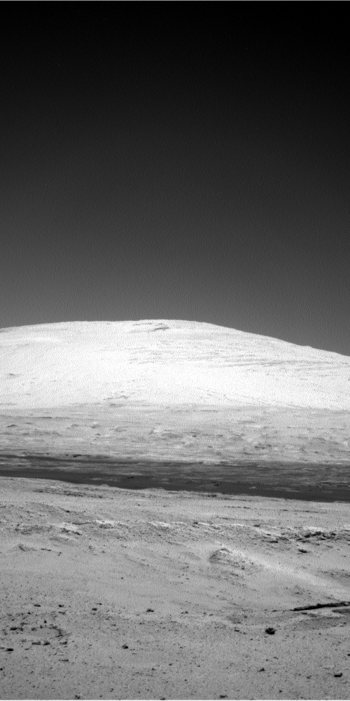 Nasa's Mars rover Curiosity acquired this image using its Left Navigation Camera on Sol 645, at drive 1036, site number 33