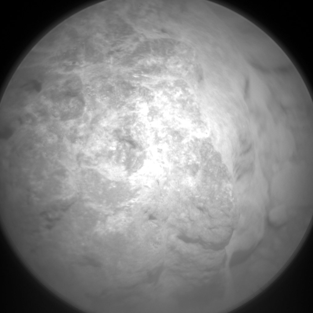 Nasa's Mars rover Curiosity acquired this image using its Chemistry & Camera (ChemCam) on Sol 646, at drive 1036, site number 33