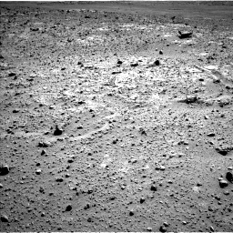 Nasa's Mars rover Curiosity acquired this image using its Left Navigation Camera on Sol 646, at drive 1252, site number 33