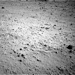 Nasa's Mars rover Curiosity acquired this image using its Right Navigation Camera on Sol 646, at drive 1210, site number 33