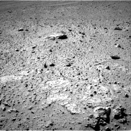 Nasa's Mars rover Curiosity acquired this image using its Right Navigation Camera on Sol 646, at drive 1270, site number 33