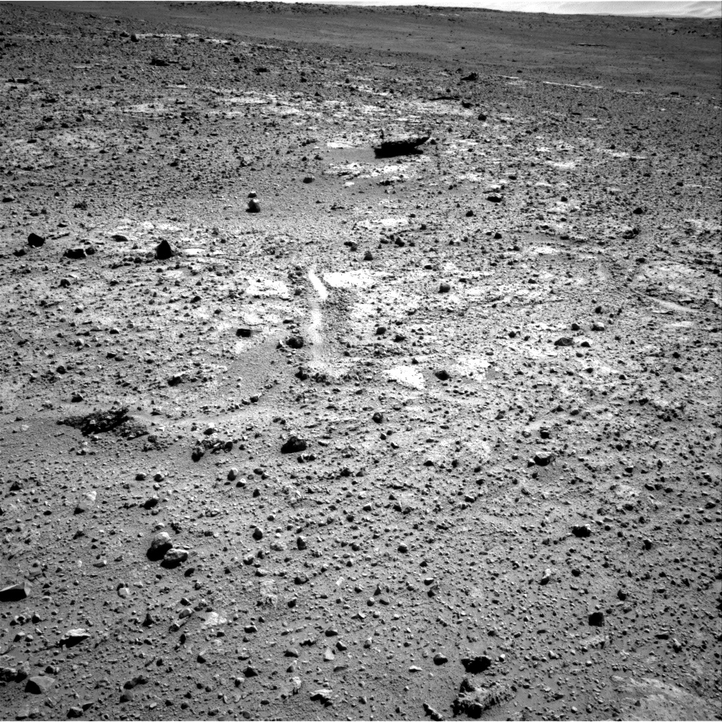 Nasa's Mars rover Curiosity acquired this image using its Right Navigation Camera on Sol 646, at drive 1294, site number 33