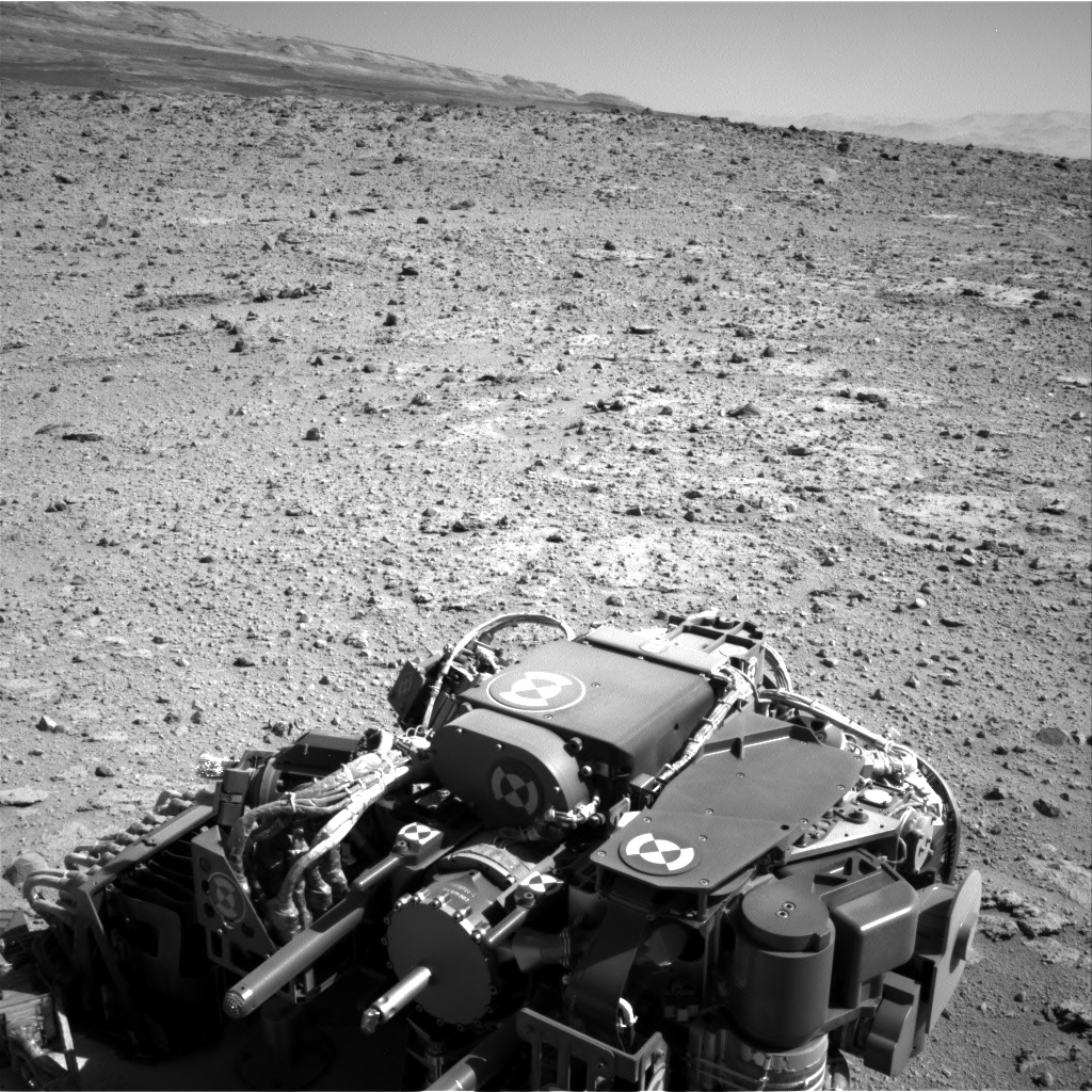 Nasa's Mars rover Curiosity acquired this image using its Right Navigation Camera on Sol 647, at drive 0, site number 34