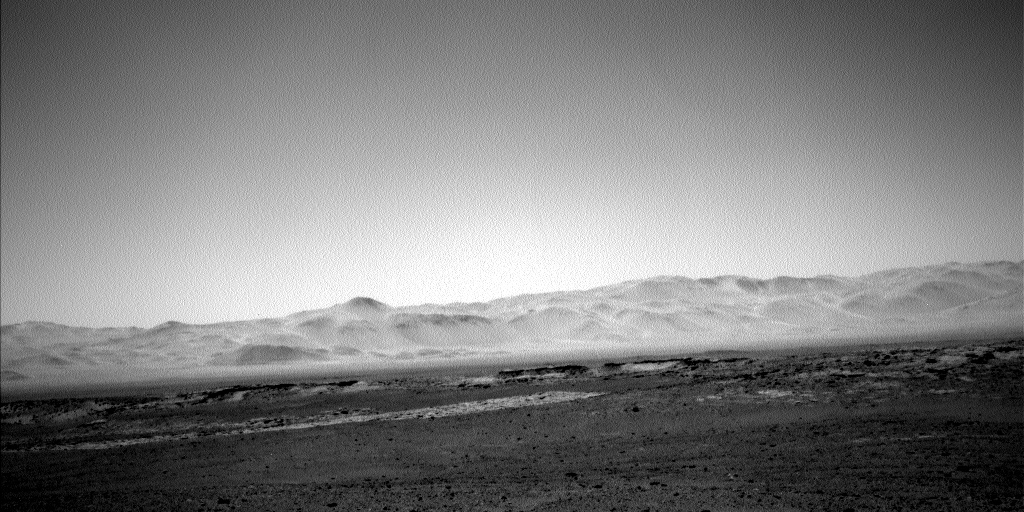 Nasa's Mars rover Curiosity acquired this image using its Left Navigation Camera on Sol 648, at drive 0, site number 34