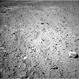 Nasa's Mars rover Curiosity acquired this image using its Left Navigation Camera on Sol 649, at drive 0, site number 34