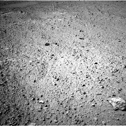 Nasa's Mars rover Curiosity acquired this image using its Left Navigation Camera on Sol 649, at drive 6, site number 34