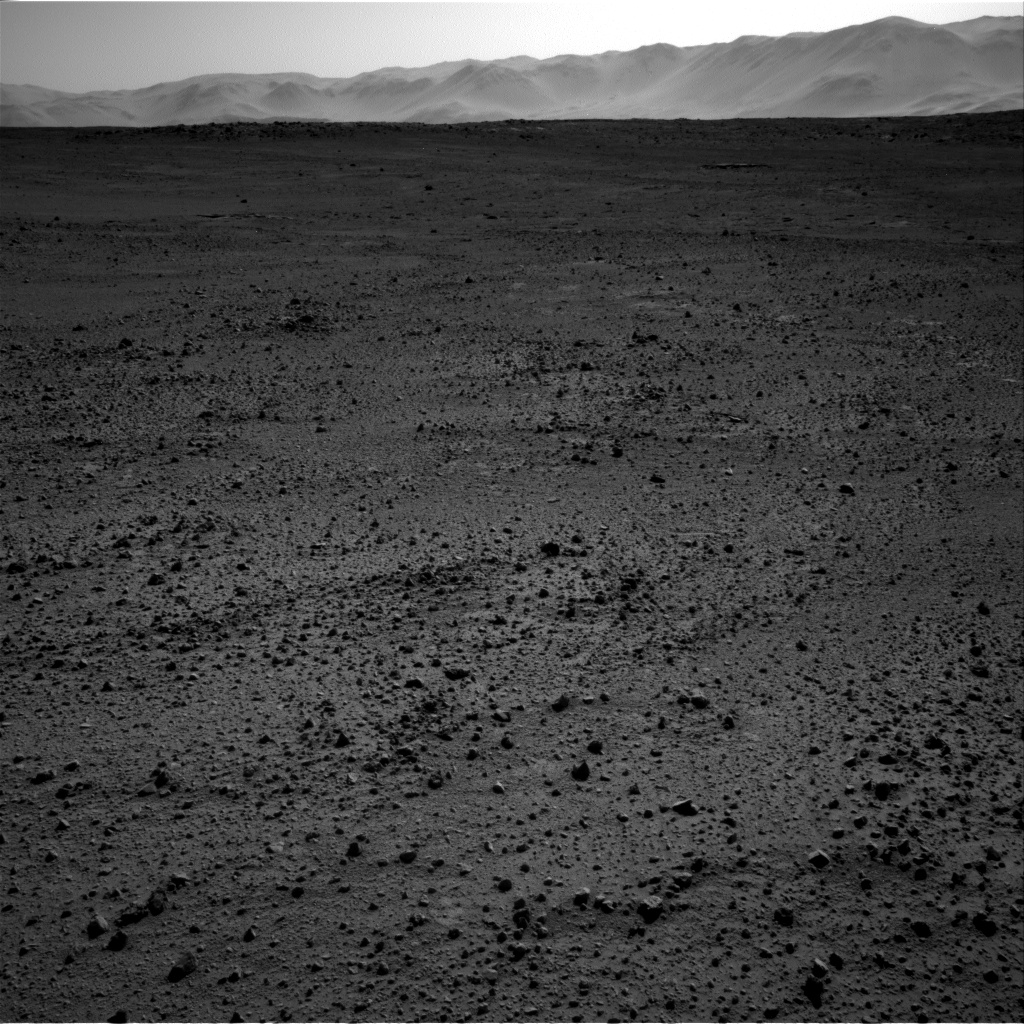 Nasa's Mars rover Curiosity acquired this image using its Right Navigation Camera on Sol 649, at drive 286, site number 34
