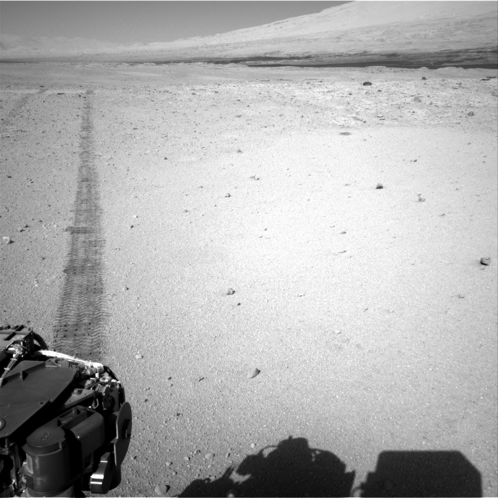 Nasa's Mars rover Curiosity acquired this image using its Right Navigation Camera on Sol 650, at drive 286, site number 34
