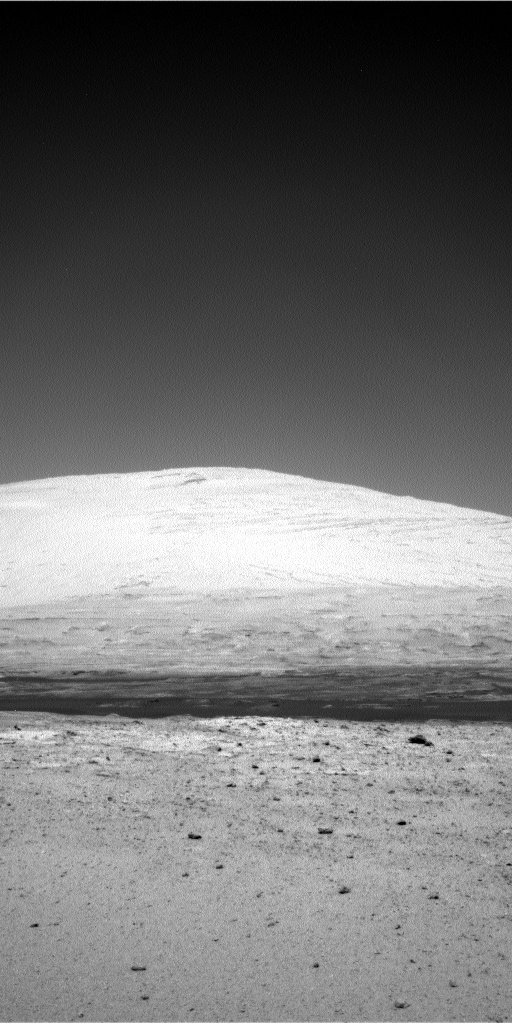 Nasa's Mars rover Curiosity acquired this image using its Left Navigation Camera on Sol 651, at drive 286, site number 34