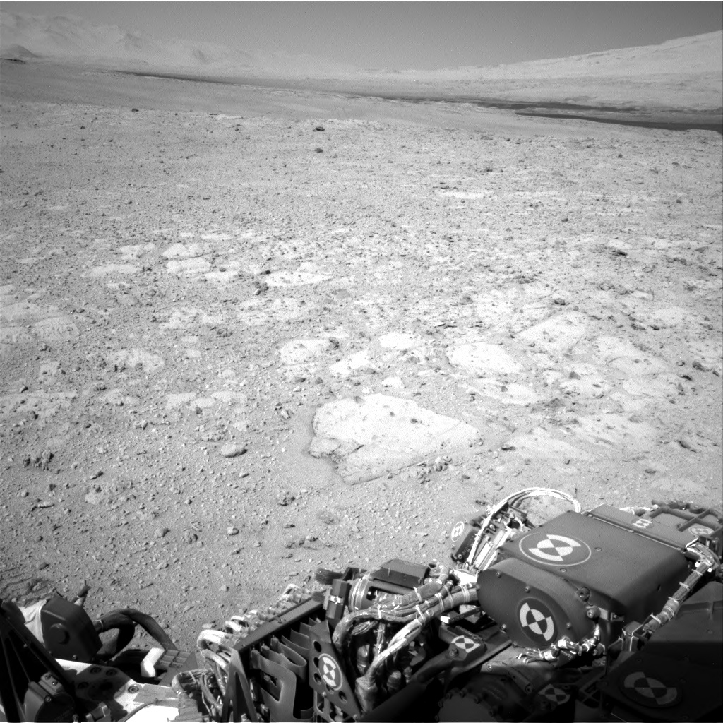 Nasa's Mars rover Curiosity acquired this image using its Right Navigation Camera on Sol 651, at drive 416, site number 34