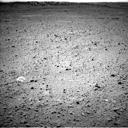 Nasa's Mars rover Curiosity acquired this image using its Left Navigation Camera on Sol 655, at drive 734, site number 34