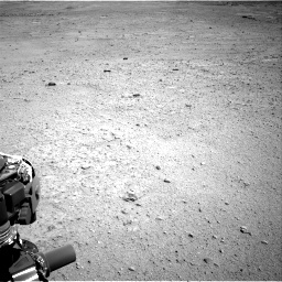 Nasa's Mars rover Curiosity acquired this image using its Right Navigation Camera on Sol 655, at drive 680, site number 34