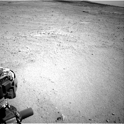 Nasa's Mars rover Curiosity acquired this image using its Right Navigation Camera on Sol 655, at drive 752, site number 34