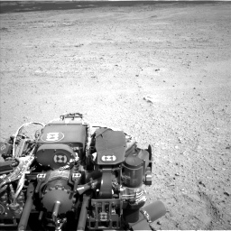 Nasa's Mars rover Curiosity acquired this image using its Left Navigation Camera on Sol 656, at drive 1008, site number 34