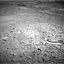 Nasa's Mars rover Curiosity acquired this image using its Left Navigation Camera on Sol 656, at drive 1020, site number 34