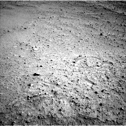 Nasa's Mars rover Curiosity acquired this image using its Left Navigation Camera on Sol 656, at drive 1056, site number 34