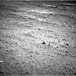 Nasa's Mars rover Curiosity acquired this image using its Left Navigation Camera on Sol 656, at drive 1098, site number 34