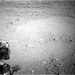 Nasa's Mars rover Curiosity acquired this image using its Right Navigation Camera on Sol 656, at drive 1104, site number 34