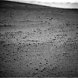 Nasa's Mars rover Curiosity acquired this image using its Left Navigation Camera on Sol 657, at drive 1486, site number 34