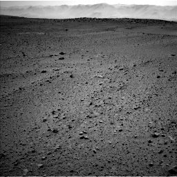 Nasa's Mars rover Curiosity acquired this image using its Left Navigation Camera on Sol 657, at drive 1504, site number 34
