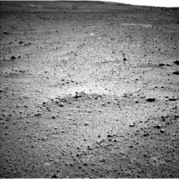 Nasa's Mars rover Curiosity acquired this image using its Left Navigation Camera on Sol 657, at drive 1540, site number 34
