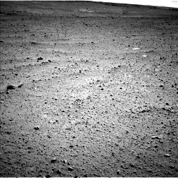 Nasa's Mars rover Curiosity acquired this image using its Left Navigation Camera on Sol 657, at drive 1576, site number 34