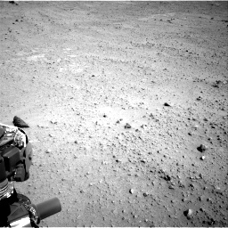 Nasa's Mars rover Curiosity acquired this image using its Right Navigation Camera on Sol 657, at drive 1492, site number 34