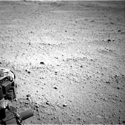 Nasa's Mars rover Curiosity acquired this image using its Right Navigation Camera on Sol 657, at drive 1540, site number 34