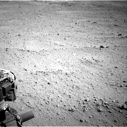 Nasa's Mars rover Curiosity acquired this image using its Right Navigation Camera on Sol 657, at drive 1558, site number 34