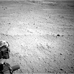 Nasa's Mars rover Curiosity acquired this image using its Right Navigation Camera on Sol 657, at drive 1576, site number 34